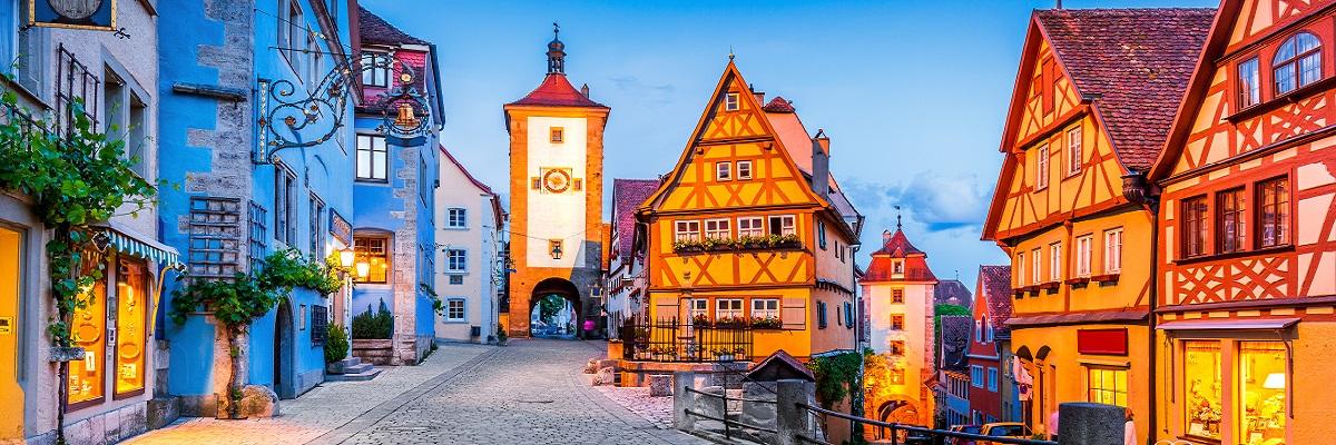 Rothenburg: gioiello medievale lungo la Romantische Strasse
