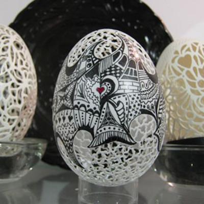 Romania Museo dell'uovo Vama