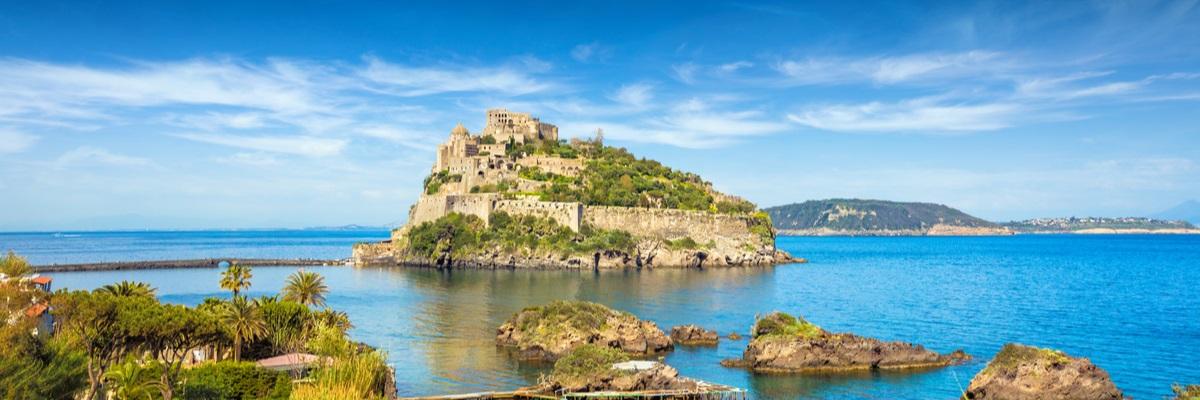 Napoli Castello di Baia
