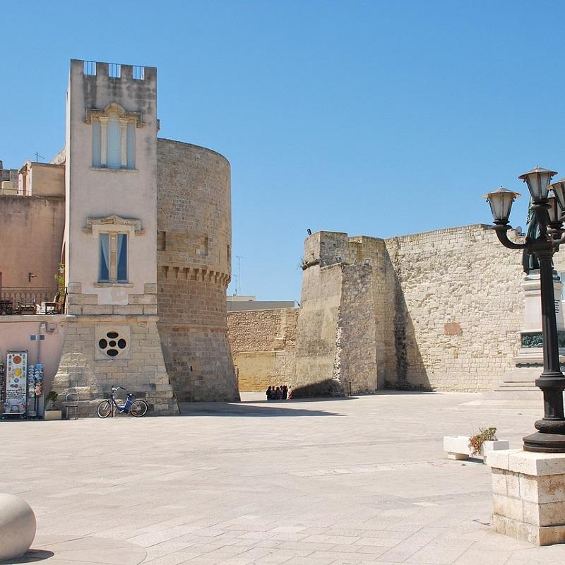 Otranto, Castello
